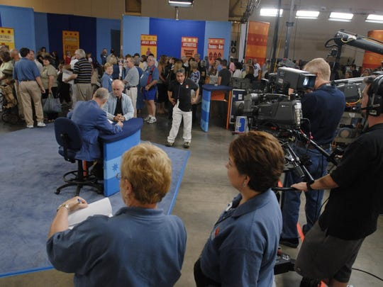 """""""Antiques Roadshow"""" returns to Michigan in June, this time stopping by a historic site in Rochester. The deadline to apply for tickets is Tuesday."""