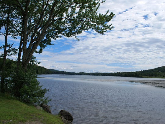 Lake Iroquois is located in the four towns of Williston, Hinesburg, Richmond, and St. George.