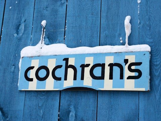 Cochran's Ski Area is offering $5 night skiing from 5 to 8 on Friday nights.