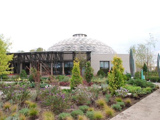 The Greater Des Moines Botanical Garden's outdoor spaces open to the public on April 4.