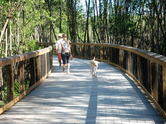 Dog Friendly Trails Fort Myers