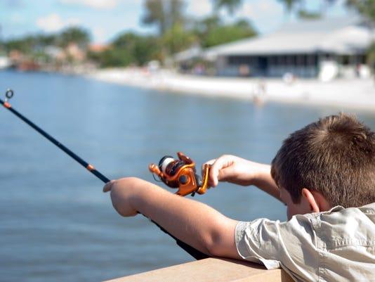 Kids Fishing 1