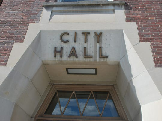 City Hall in Ithaca.