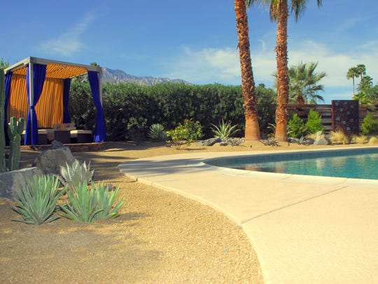 Discover great compositions and ideas on a local garden tour featuring desert landscaping and water conservation.