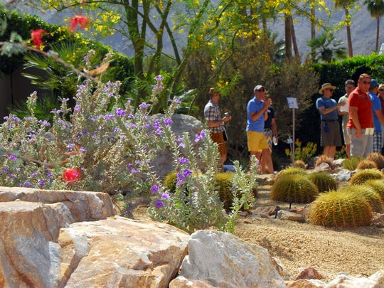 When viewing gardens with others, keep an ear out for what others think is innovative, unusual and inspiring to zero in on the good stuff.
