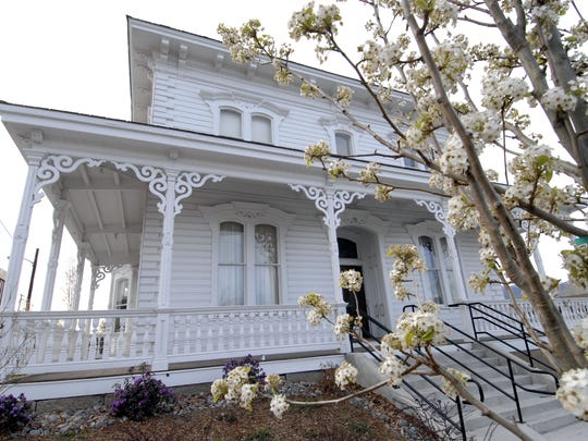 The historic Lake Mansion in downtown Reno has played host to VSA arts of Nevada family arts festivals.
