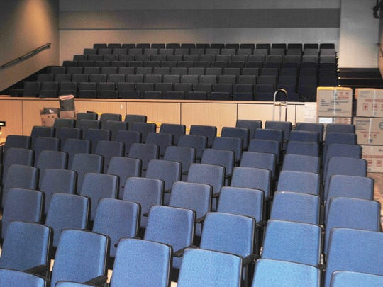 With the construction work complete, Stayton High School looks forward to unveiling its freshly rebuilt auditorium.