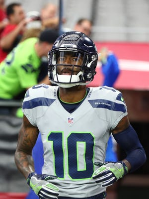 Seahawks wide receiver Paul Richardson has taken on an expanded role with Tyler Lockett out for the season.