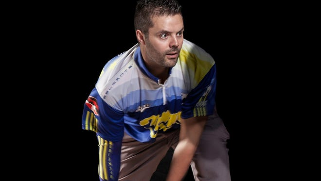 Australian Jason Belmonte is a two-handed bowler who is a four-time Professional Bowlers Association Player of the Year.
