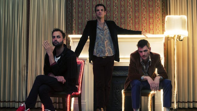 Houndmouth will perform at the Haunt on Tuesday.
