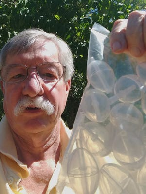 """How much of a bubble believer is Henry? I buy them by the bag, sort of a """"bubble wrap."""" These medium-sized models are the best for a variety of situations."""