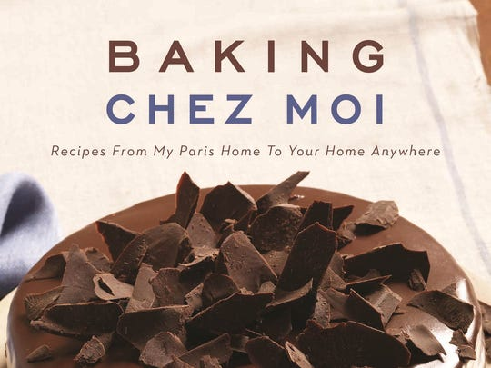 "In this undated image provided by Alan Richardson shows the cover of Dorie Greenspan's book ""Baking Chez Moi"". ?Real French people don?t bake! At least they don?t bake anything complicated, finicky, tricky or unreliable,? Richardson writes in the book. ?Pastry, the fancy stuff, is what pastry shops are for, and France has plenty of them.?"