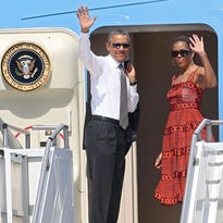 Obamas will make Palm Springs first stop after leaving office