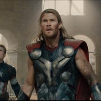 "Still photo from Marvel's ""Avengers: Age of Ultron"""