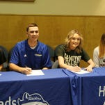 Four Horseheads seniors headed to Division II programs