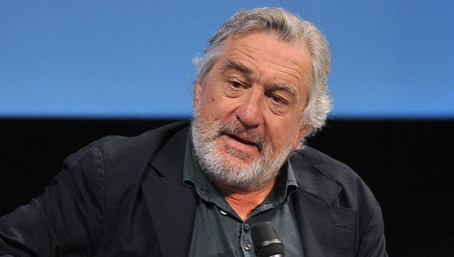 Robert De Niro made comments about Donald Trump while speaking at the Sarajevo Film Festival.