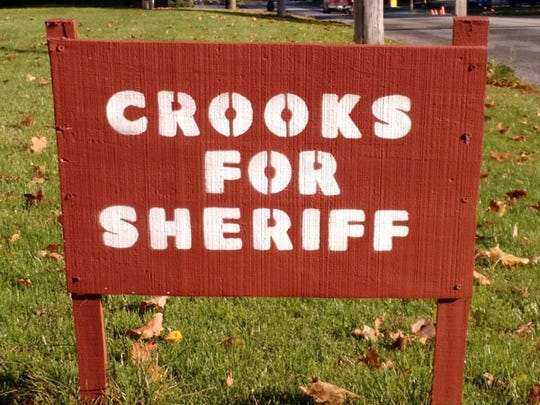 Jeff Crooks' candidacy in Floyd County gave him the