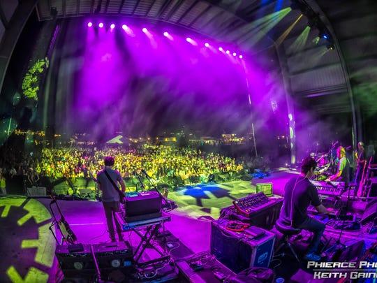 Asheville, N.C., band Papadosio will perform at Tenn Nightclub on Tennessee Street on Sunday.