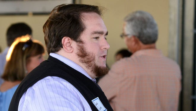 Derek Cosson, former webmaster for the City of Pensacola.