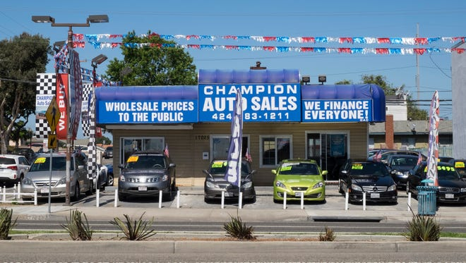 Used Car Lot >> What You Need To Know About Independent Used Car Lots