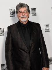 Randy Owen of Alabama on the red carpet before the