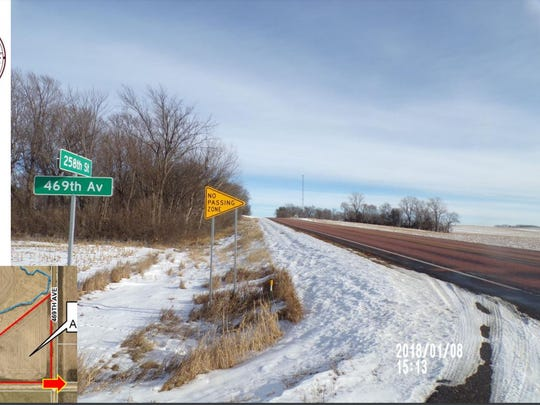 Minnehaha County Commissioners approved a rezoning