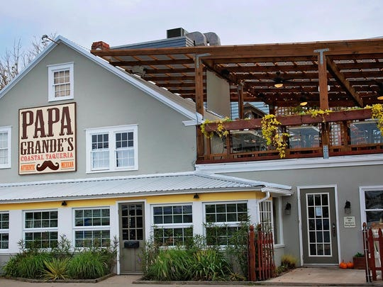 Papa Grande's is one of Scott Kammerer's restaurants.