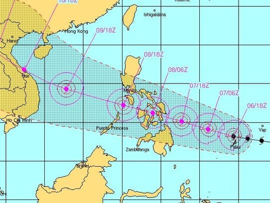 typhoon-track