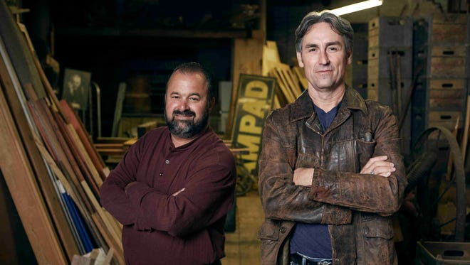 """""""American Pickers"""" will be in Oregon in September and are looking for interesting people with interesting items."""