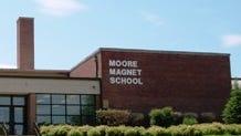 Moore Magnet School in Clarksville, Tennessee