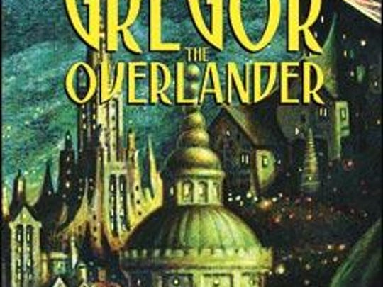 'Gregor the Overlander' by Suzanne Collins
