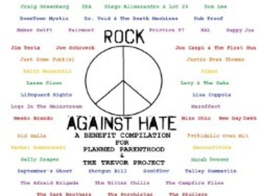 """""""Rock Against Hate"""" album"""