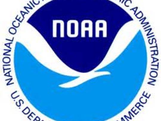 National Oceanic Atmoshperic Administration