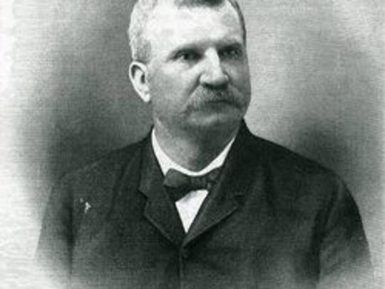 J.B. Sandoz in the late 1890's