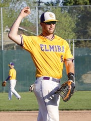 Dylan Bellinger is set to graduate in May with a degree in business administration.