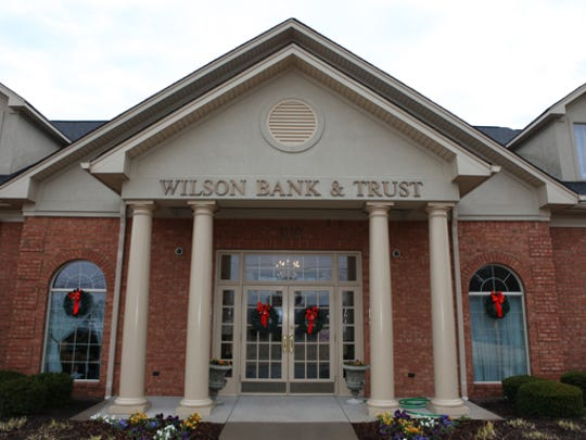 Wilson Bank and Trust operates four full-service branches with another set to open in 2016 plus a team of mortgage lenders.