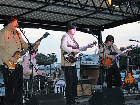 Bands on the Blackwater, a concert series in the city