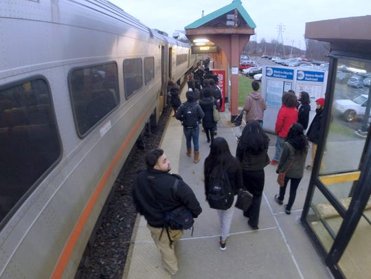 Rockland County Executive Ed Day wants Metro-North
