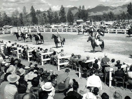 Originally called the All-Arabian Horse Show, the event