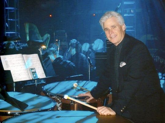Wharton Music Center new faculty member. Edward Shea