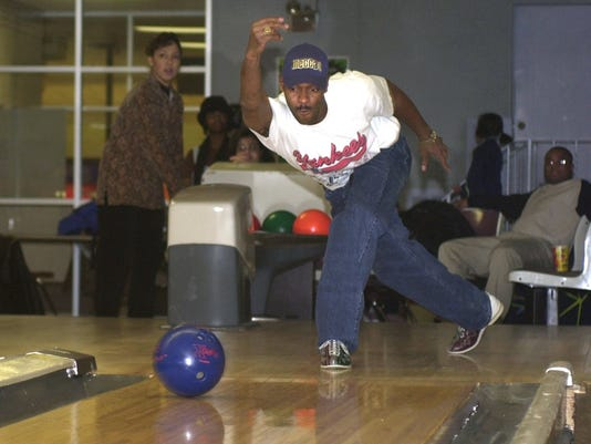 Olympic Lanes - Fred Malcolm bowls