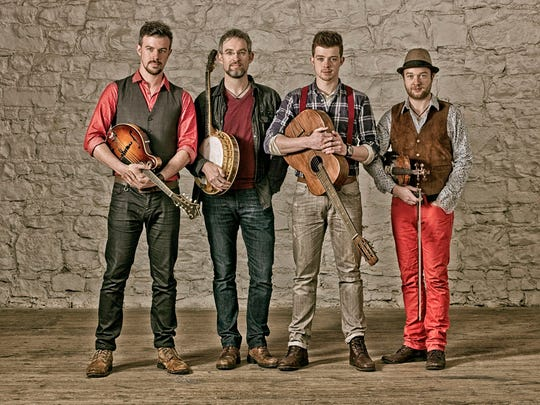 Irish band We Banjo 3 to perform at UW-Stevens Point