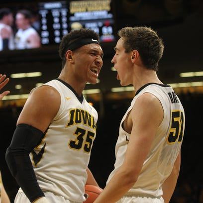 Leistikow: Hawkeyes haven't stopped fighting, believing