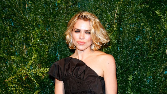Billie Piper attends the 60th London Evening Standard Theatre Awards at London Palladium on November 30, 2014 in London, England.  (Photo by Tim P. Whitby/Getty Images)