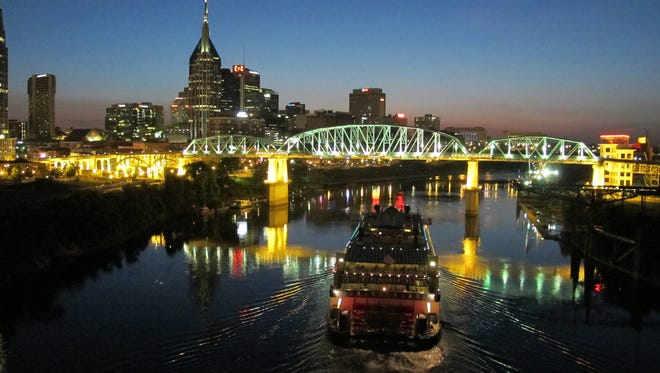 Tourists continue to spend their dollars here. Whether they are packing buses for the Nashville television show tour, visiting the Opry or watching the nation's best Fourth of July fireworks show, visitors have flocked to Nashville, willingly paying for the fun and entertainment our city offers.