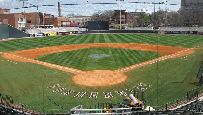 Vanderbilt's Hawkins Field