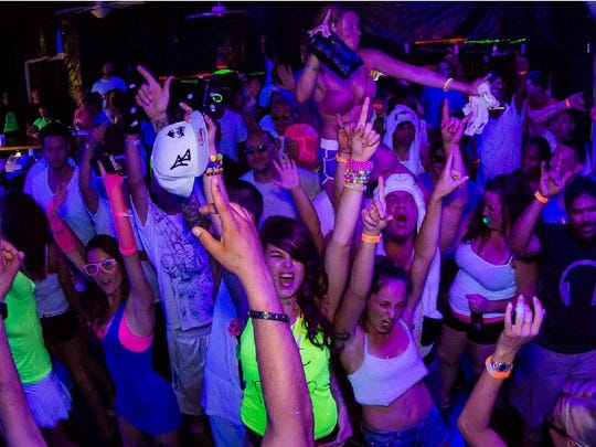 Glow Hard brings another EDM event to Southwest Florida on Saturday. The lineup includes Southwest Florida trap, dubstep and EDM deejays such as Gold Mob, Darth Fader, DJ Cease and headliner Martire.