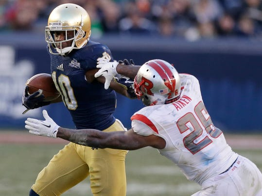 Notre Dame-Academic Misconduct Football