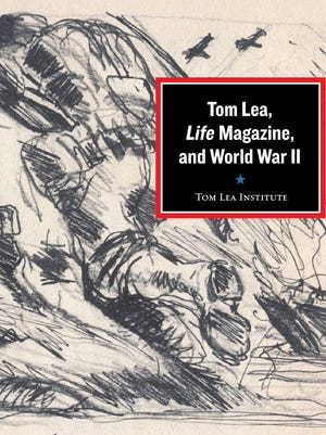 Tom Lea book