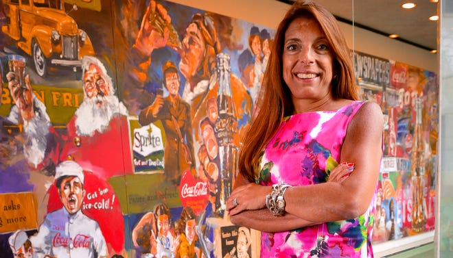 Marie D. Quintero-Johnson, vice president and director of mergers and acquisitions at Coca-Cola Co.